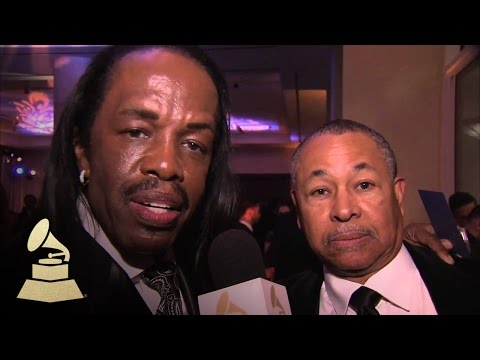 Ralph Johnson and Verdine White: We Love You Clive Davis | GRAMMYs