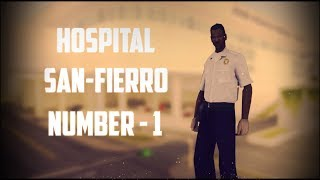 Будни медика №1 | Как повышаться в больнице 1 --- 2 ранг | Diamond rp Onyx
