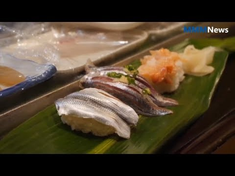 World news | A Tokyo district hangs onto its last sushi stop