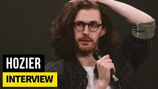 Hozier on working with legends, his new EP and that feeling when fans sing your lyrics back to you Video