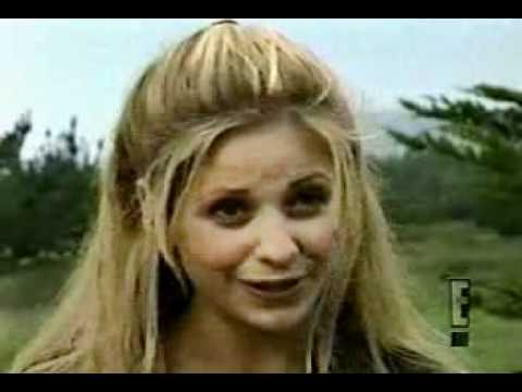 Sarah Michelle Gellar Interview.