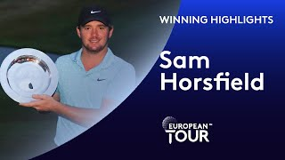 Sam Horsfield wins the 2020 Celtic Classic | Final Round Winning Highlights