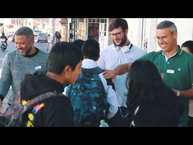 Estágio CFM 2019   Evangelismo nas escolas
