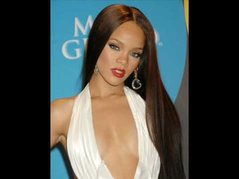 Rihanna's beaten up picture!