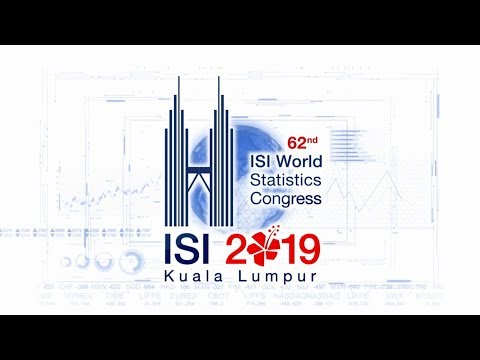 The World Statistics Congress ISI2019