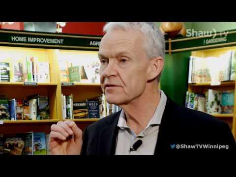 Winnipeg Talks: Caring is Everything by David Irvine