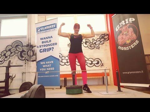 GripMonster´s Grip Meeting at Voimapuoti Gym Helsinki