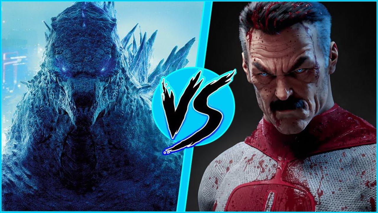 Godzilla VS Omni Man | BATTLE ARENA | Invincible | Godzilla vs Kong | DanCo VS