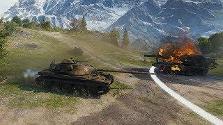 World of Tanks - T95E6 - 8 kill, 8948 dmg