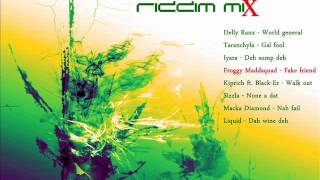 Hot Water Riddim Mix [Mar 2012] [Madd Spider Production]