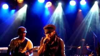 Tarrus Riley - Sorry is a sorry word live in Strasburg 2013