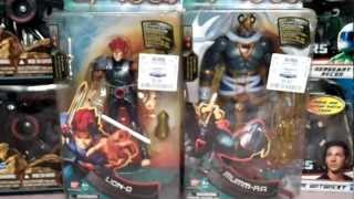 Thunder Cats,Human Alliance,GI Joe and Iron Man 2 Toy Run @ Ross