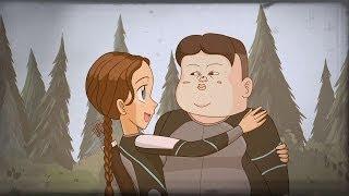 vuclip Kim Jong Un's Hunger Games