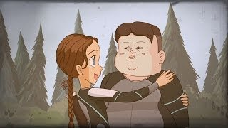 Repeat youtube video Kim Jong Un's Hunger Games