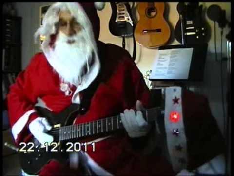 blowback le pere noel joue du heavy metal santa claus plays heavy metal avi youtube. Black Bedroom Furniture Sets. Home Design Ideas