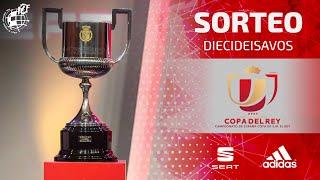SORTEO COPA DE S. M. EL  REY
