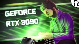 Unboxing The New Nvidia Geforce RTX 3090