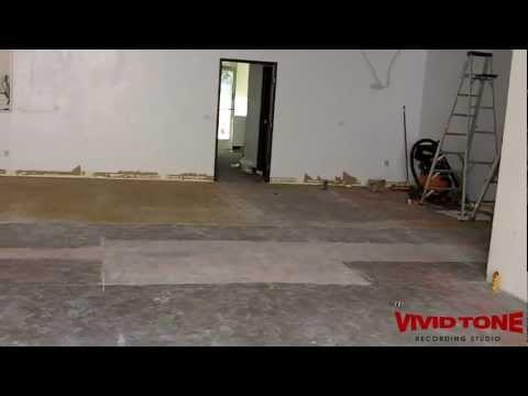 05 Vivid Tone Recording Studio build - Outlines