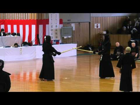 2015 千葉県剣道演武大会 八段の部