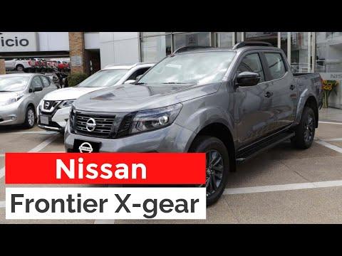 Nissan Frontier X-gear: una pickup de lujo en Colombia