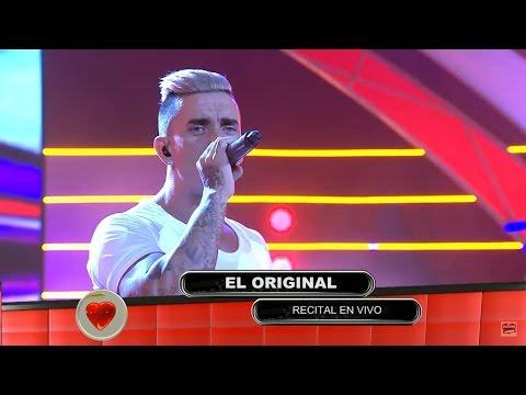 Roman El Original en vivo en Pasión de Sábado 19/11/2016