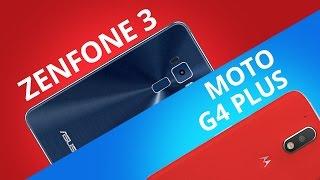Lenovo Moto G4 Plus vs Asus Zenfone 3 [Comparativo]