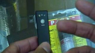 Spy Stick Cam Mini DVR (How to Use)