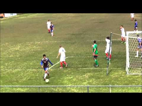 6/9/2015 JPC U 15 vs Brisbane Force