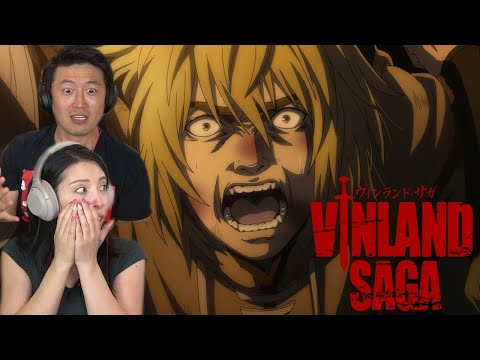 End of Prologue | VINLAND SAGA EPISODE 23 & 24 REACTION!!
