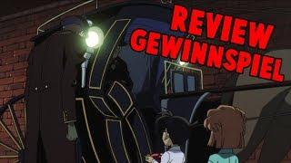 DETEKTIV CONAN FILM 6 // DAS PHANTOM DER BAKER STREET // Review + GEWINNSPIEL