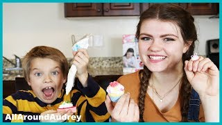 5 Minute Crafts With My Little Brother / AllAroundAudrey