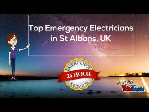 Top Emergency Electricians in St Albans, UK