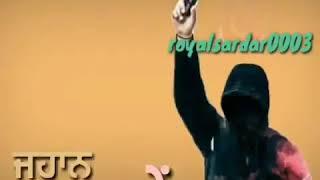 New whatsapp status in punjabi || viva video || trending whatsapp status || GhaintZz z