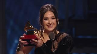 Nella Wins Best New Artist | 2019 Latin GRAMMYs Acceptance Speech