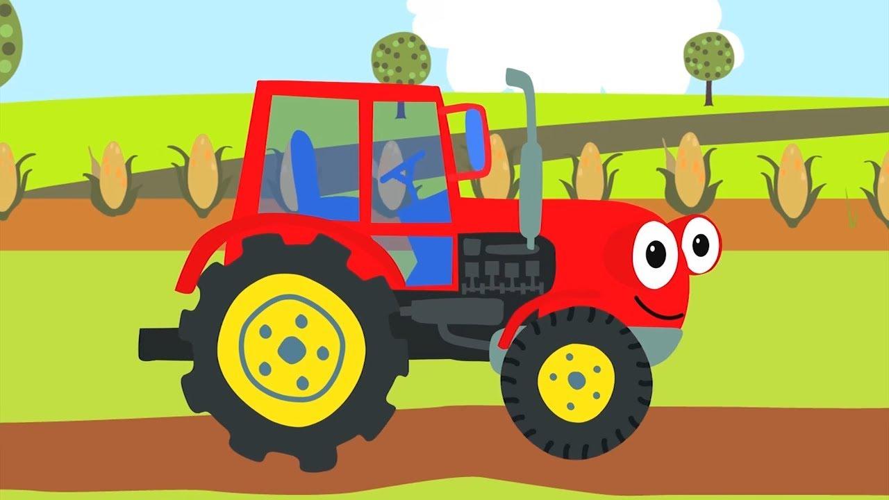 Про Авто: Тракторные и Другие Гудки, Сборник Треков | смотреть детские развлекательные программы бес