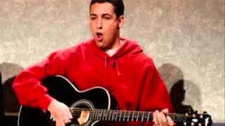 Adam Sandler - Thanksgiving Song