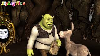 Shrek Forever After | Swamp | Episode 2 | ZigZag Kids HD