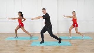 15-Minute Baywatch Core-and-Balance Workout