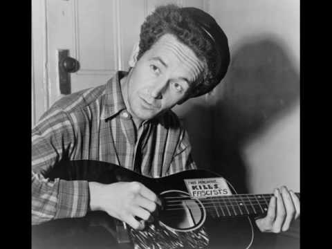 Woody Guthrie - Greenback Dollar + little story