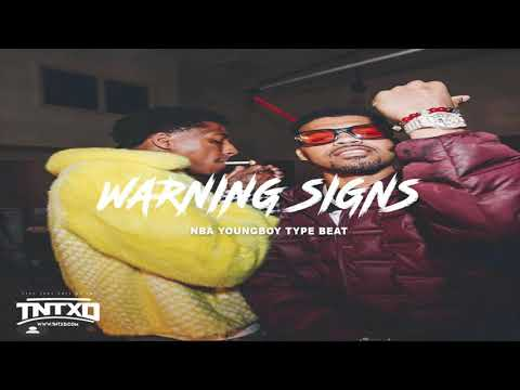 """FREE NBA Youngboy Type Beat   2021   """" Warning Signs """"   @TnTXD"""