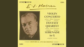 Serenade in G Major (original Version) : VIII. Epilogue