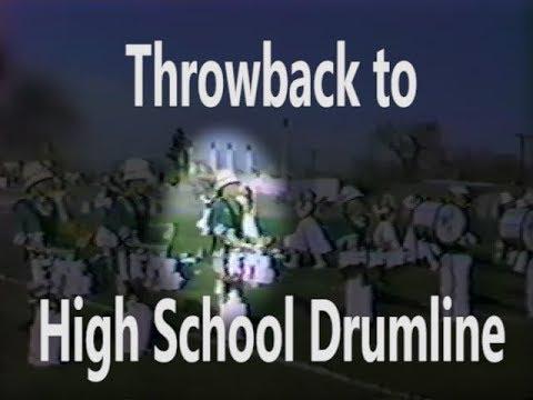 Mainland Regional High School Drumline 1986-1990