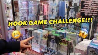 HOOK GAME CHALLENGE!!!