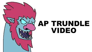 A Glorious Video ab๐ut AP Trundle