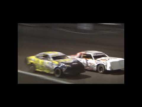 Stock Car Amain @ Hancock County Speedway 08/09/18