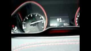 Essai Peugeot 208 GTi - Sonorité moteur 1.6 THP 200 ch ( www.feline.cc )
