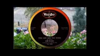 DEE CLARK - You Are Like the Wind (1962)