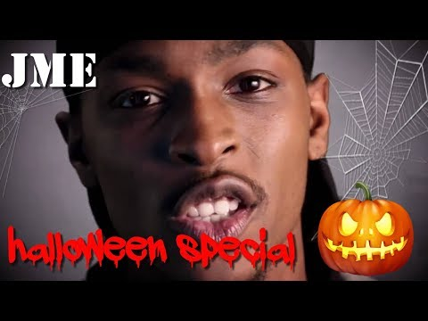 HALLOWEEN SPECIAL - Jme - Taking Over? (It Ain't Working) (Reaction Video)