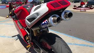 2002 Ducati 998 S   First Look
