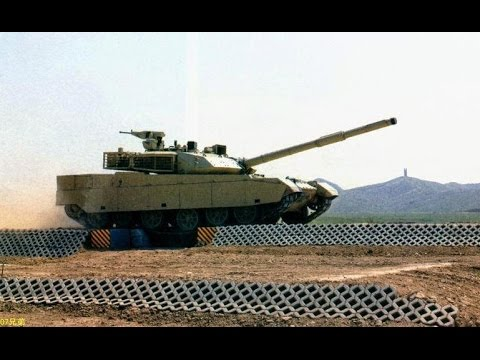 MBT-3000 Norinco, China's Strongest Tank